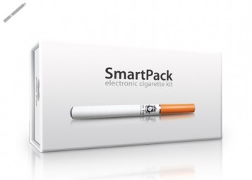 Smart Pack Electronic Cigarette Kit
