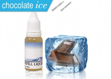 Chocolate Ice Flavored e-Juice